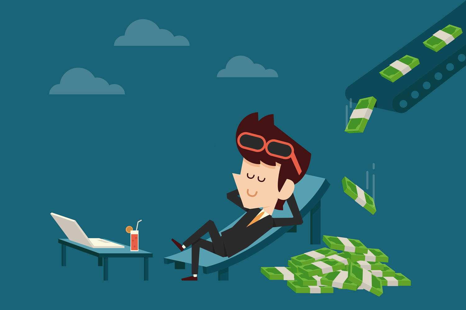 Earn Passive Income by Working Smarter